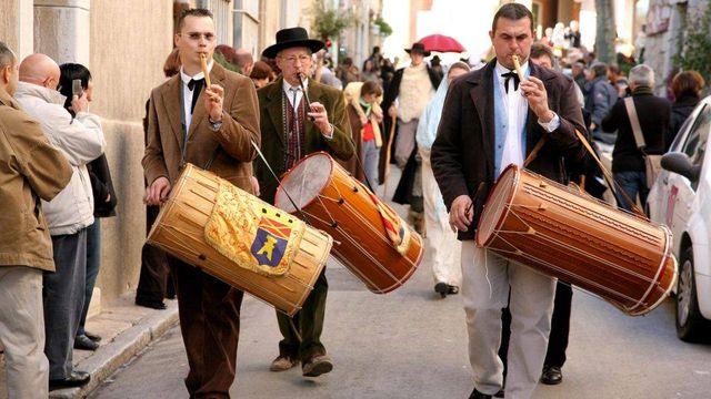 Fête des santons à la Cadière d'Azur