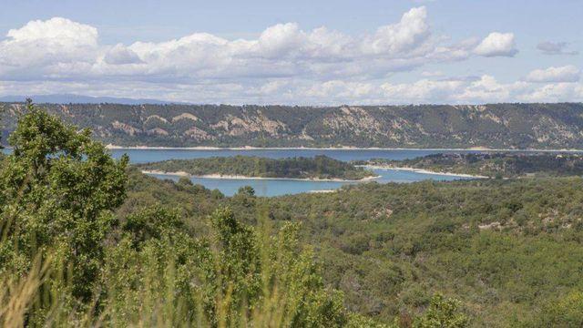 Le Verdon - Lac de Sainte-Croix