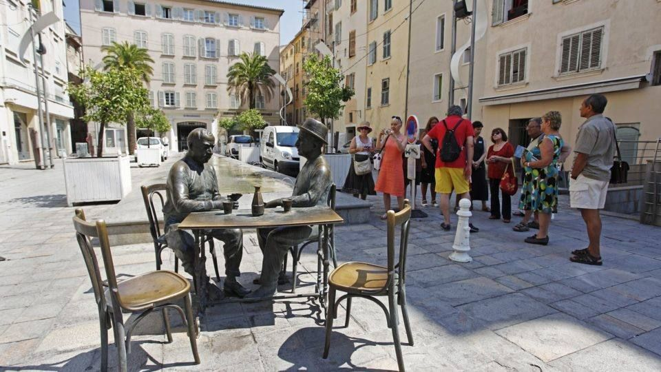 Visite guidée de Toulon
