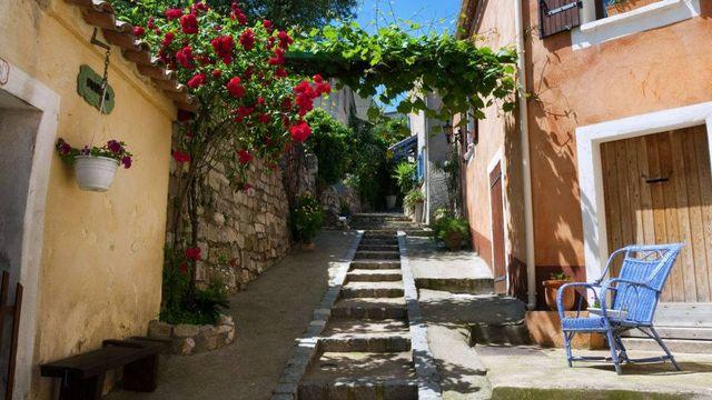 Cuers - vieux village de cuers