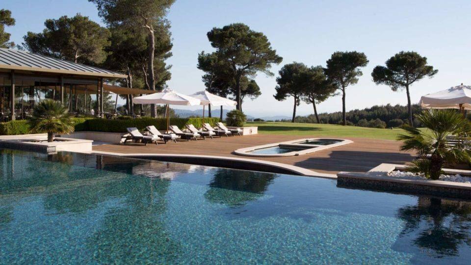 Luxe, calme et sérénité, à l'Hôtel &Spa du Castellet*****