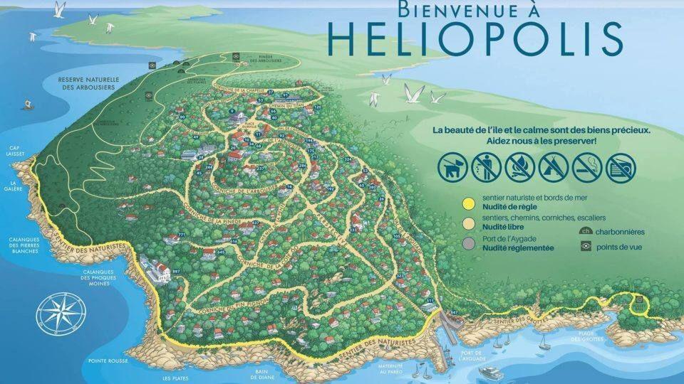 Carte domaine Héliopolis