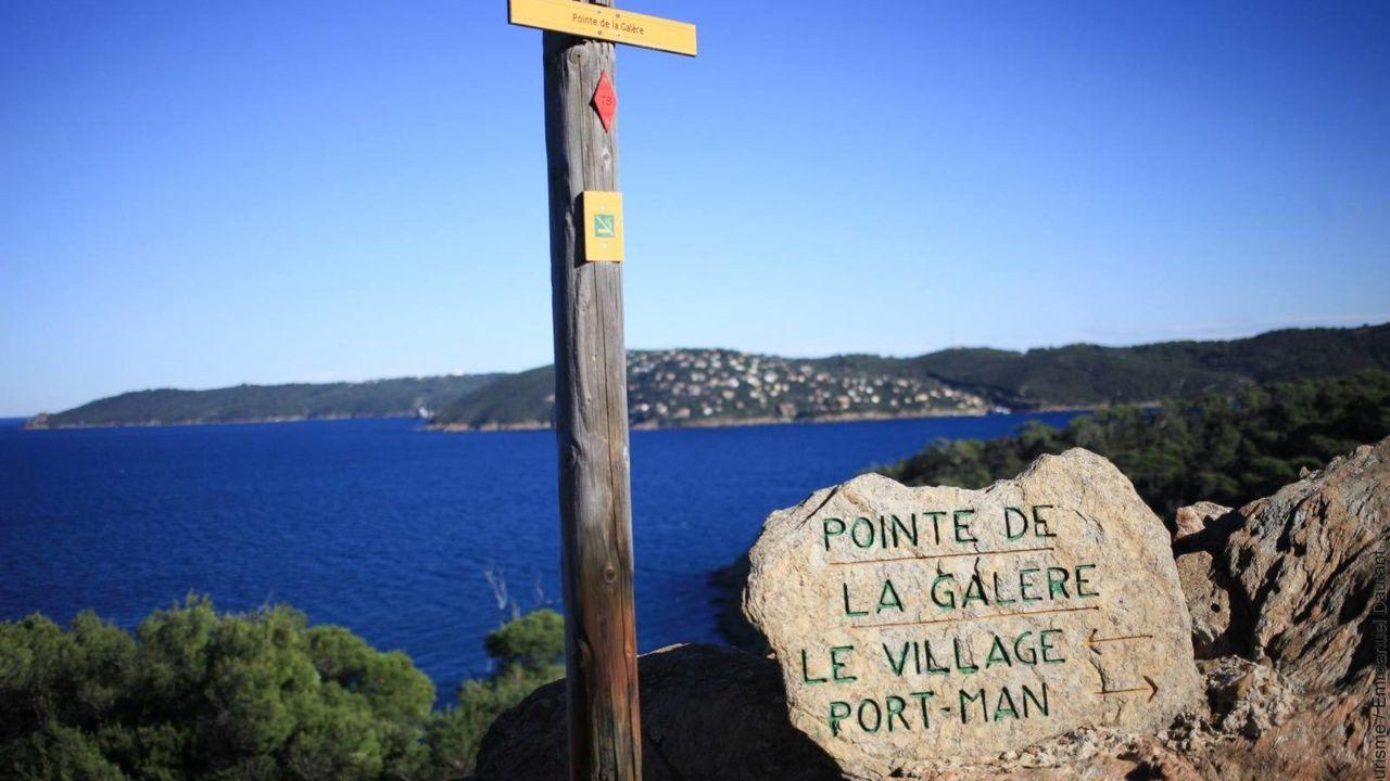 Randonnée ile de Port Cros