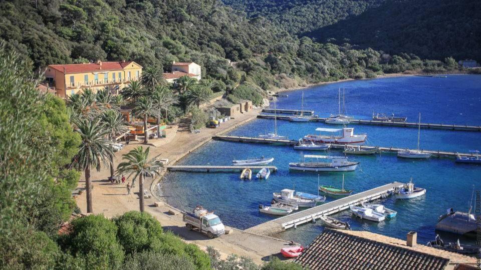 Embarcadere de l'ile de Port Cros