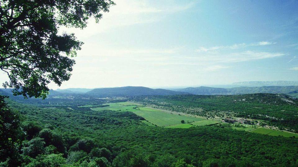 Parc Naturel régional Massif de la Sainte Baume