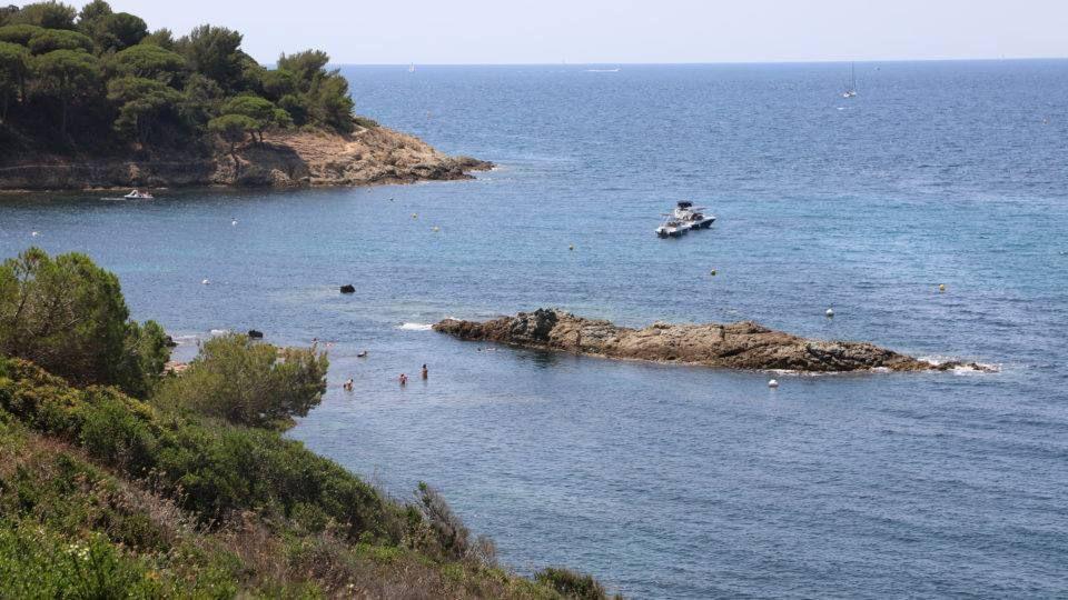 Sentier sous-marin de l'îlot du Crocodile