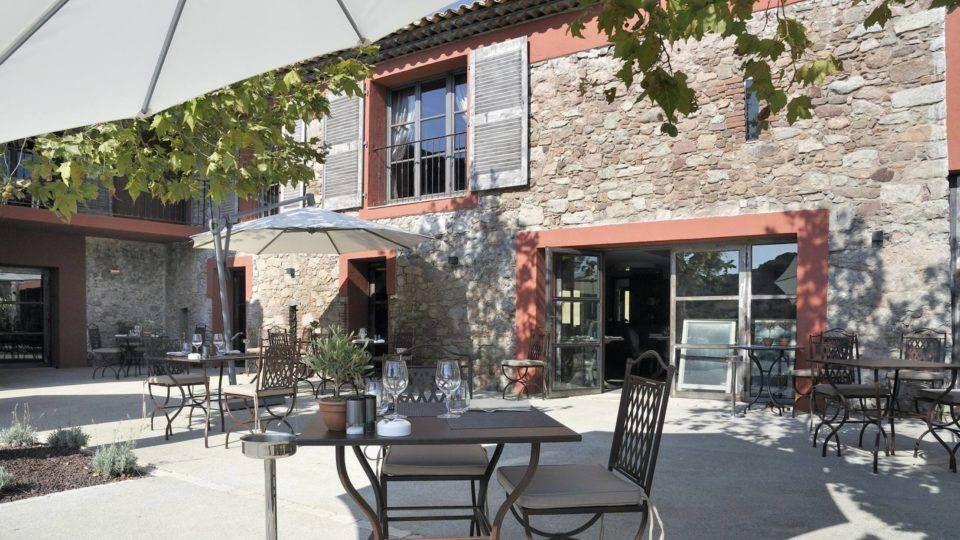 Restaurant - bastide du Clos des Roses