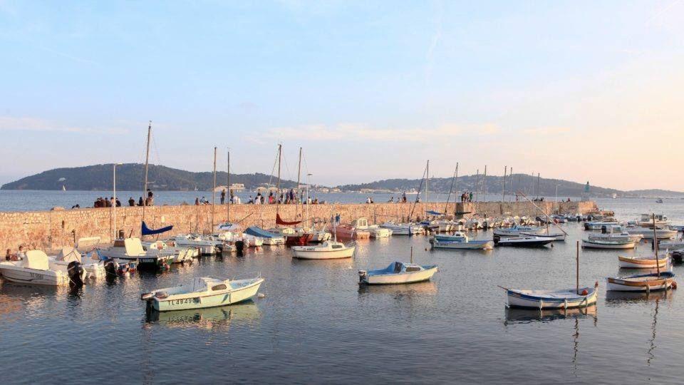 La nuit des pecheurs à Toulon
