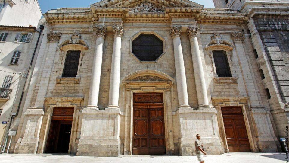 La Cathédrale Sainte-Marie de la Seds à Toulon