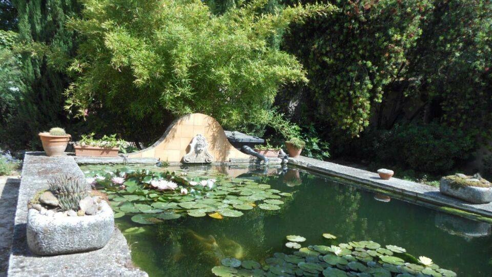 Jardin de la Gravière