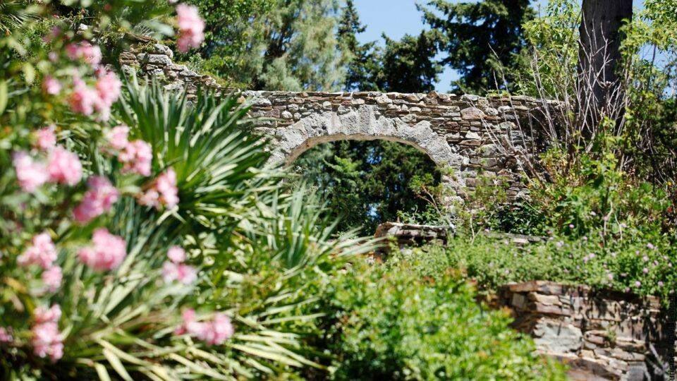 Le Parc du Castel Sainte Claire