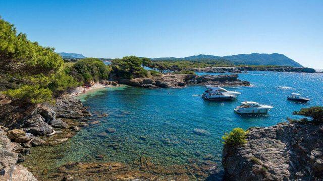 Le sanctuaire méditerranéen, l'île des Embiez