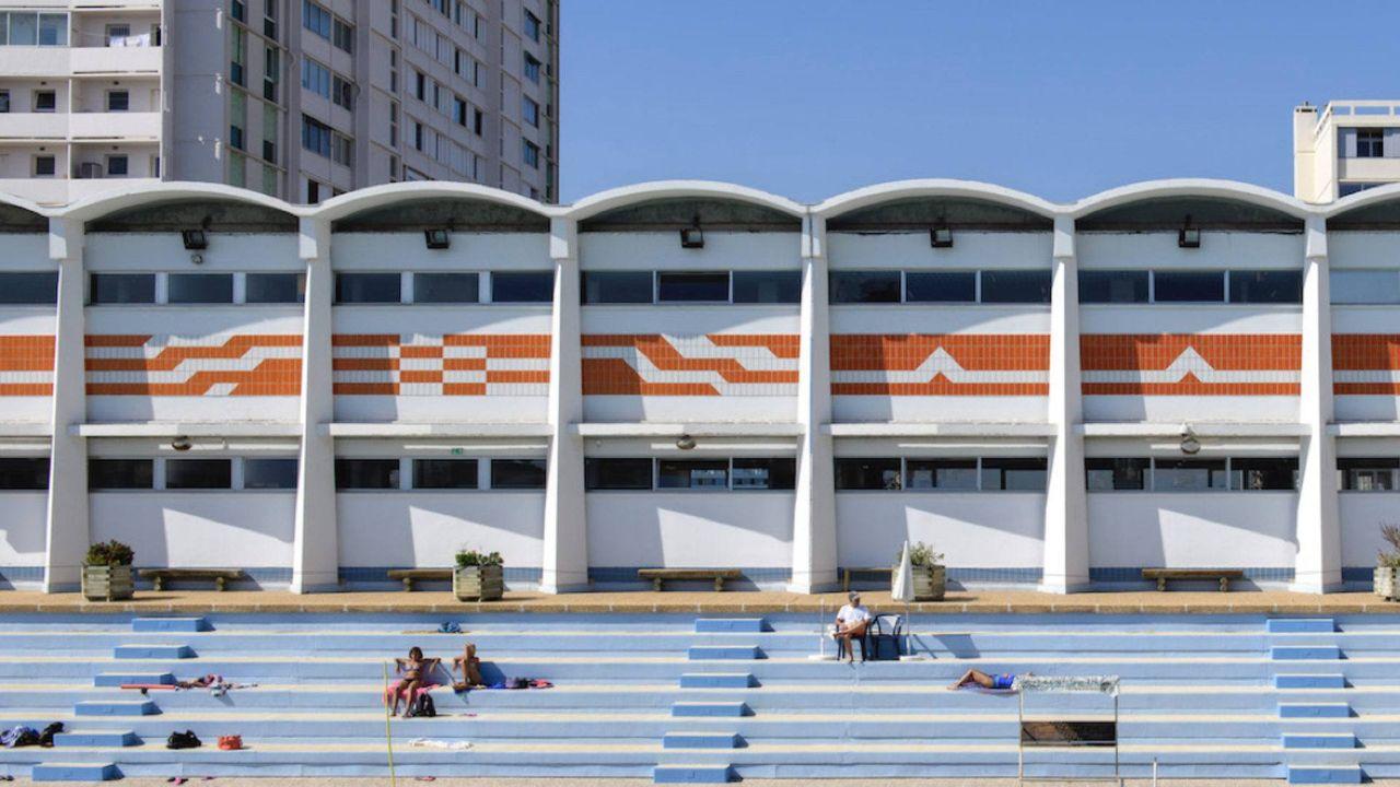 Piscine Port Marchand - Toulon - Archilumen