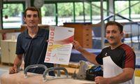 Auszeichnung für das Turnzentrum Bochum