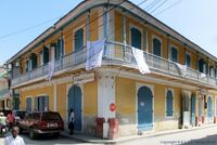 Alliance Française - Historic Renovation of Colonial Era Building in Haïti