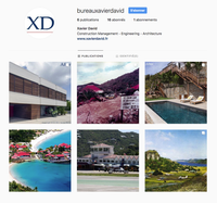 Xavier David adds Instagram account.