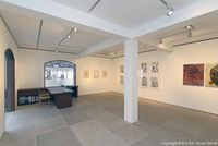 Gallery Fergus McCaffrey - Transformation of Boutique into an Art Gallery in Gustavia