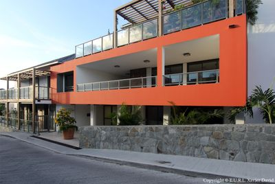 Louis Vialenc Nursing Home - Construction of a Nursing Home and Hospital Expansion in Gustavia