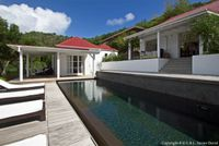 Villa Angelina - Construction of a Villa and Addition of Bungalow Pavilion in Gustavia