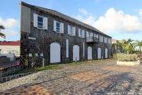 Wall House Museum - Adaptive Re-use of Existing Ruins in Gustavia