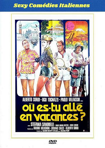 Où es-tu allé en vacances ? 1978 VOSTFR DVD9 MPEG-2 AC3