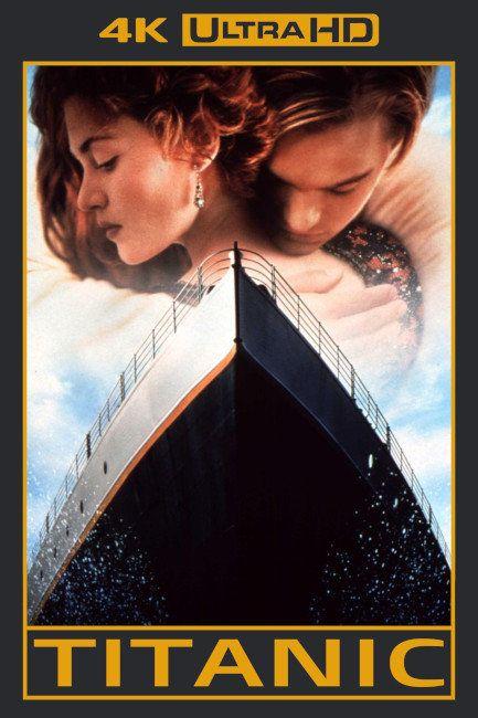 Titanic 1997 4K MULTI 2160p HDR WEB DTS-ES x265-EXTREME