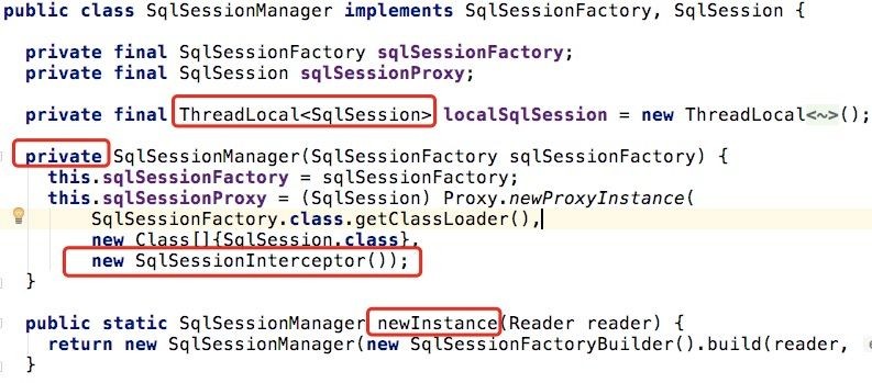 SqlSessionManager