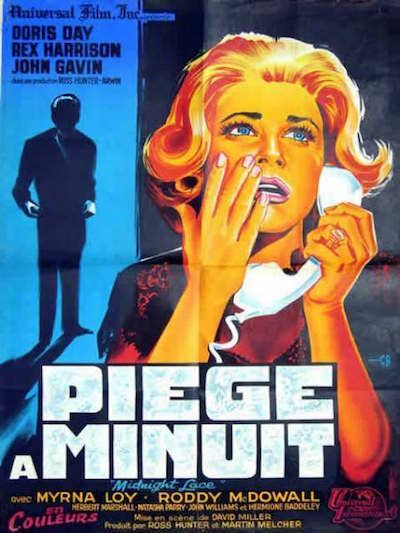 Piège à minuit 1960 Multi DVDrip MKV AVCx264 AC3-Ginonyll
