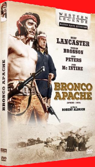 Bronco Apache -1954 Multi DVD9 AC3 Mpeg-2