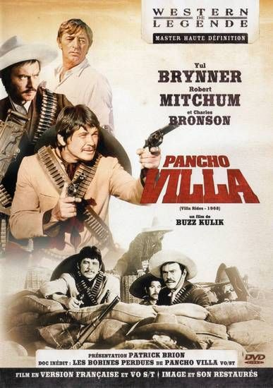 Pancho Villa -1968 Multi DVDRIP AC3 X264