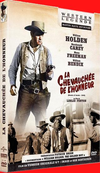 La chevauchée de l'honneur 1949 VOSTFR DVD5 AC3 Mpeg-2