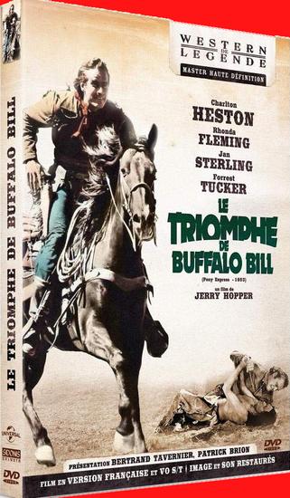 Le triomphe de Buffalo Bill 1953 Multi DVD5 AC3 Mpeg-2