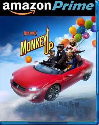 Monkey Up 2016 MULTi VF Custom AMZN 1080p WEB-DL H264 DDP 5 1  BEC