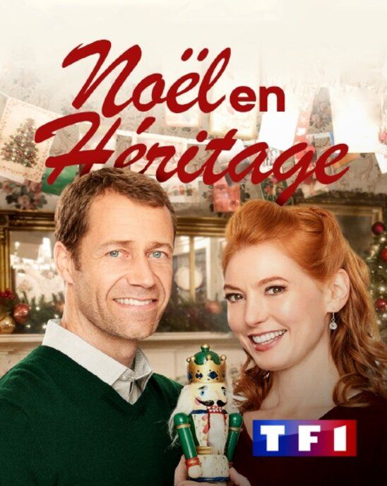 [TF1 HD] Noël en Héritage 2018 VFF WEB_DL 720p AVC-NoBodyPerfect
