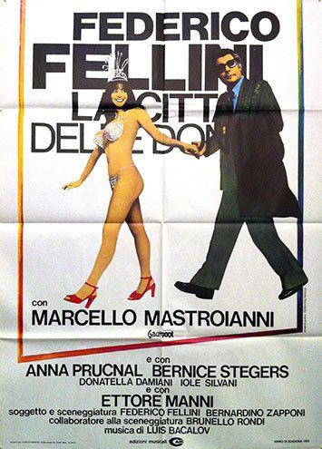 La Citta Delle Donne 1980 VOSTFR&VF BDRemux 1080p DTS x-264 NoTag