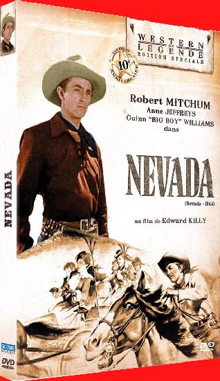 Nevada  1944 VOSTFR DVD5 AC3 Mpeg-2
