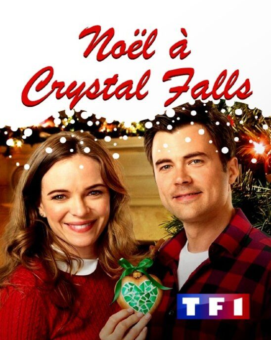 [TF1 HD] Noël à Crystal Falls 2018 VFF WEB_DL 720p AVC-NoBodyPerfect