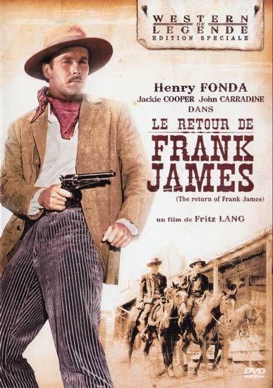 Le retour de Frank James 1940 Multi DVDRIP AC3 X264