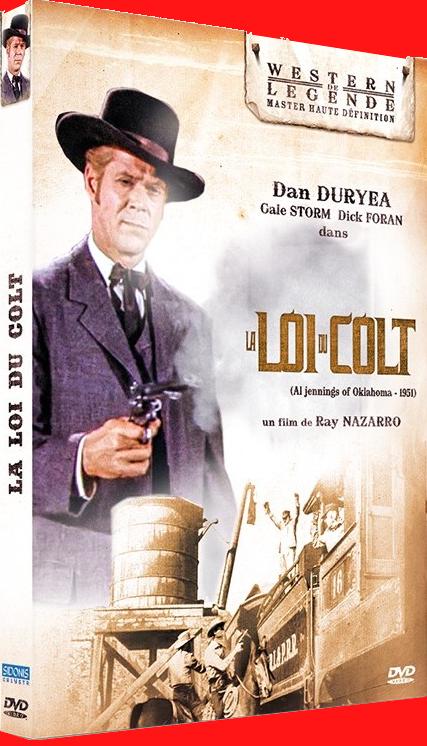 La loi du colt -1951 VOSTFR DVD5 AC3 MPG-2