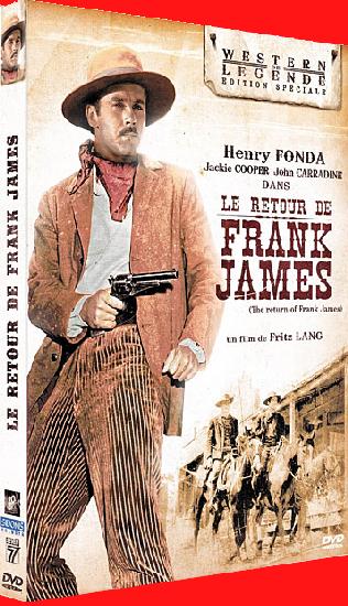 Le retour de Frank James 1940 Multi DVD5 AC3 MPEG-2