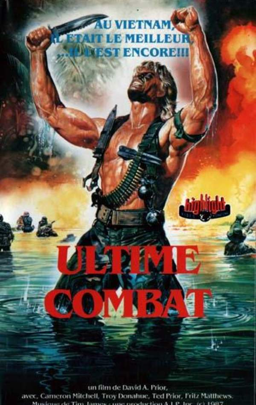 Ultime Combat 1988 VFF TVRip 540x400 xvid mp3
