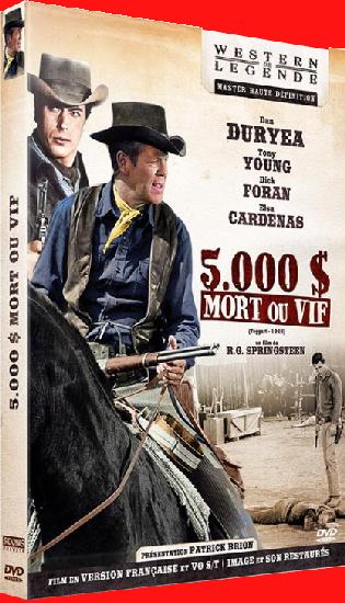 5000 dollars mort ou vif 1965 Multi DVD5 AC3 MPEG-2