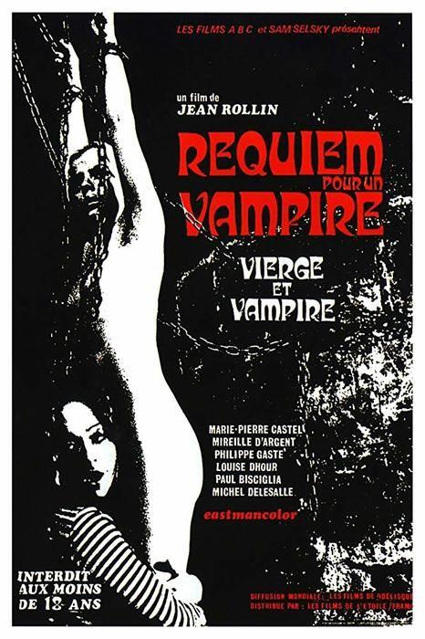 Requiem Pour Un Vampire 1971 FRENCH HDTV x264-GDLN