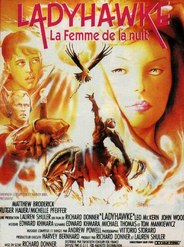 Ladyhawke 1985 1080p MULTI TRUEFRENCH BluRay Remux DTS-HD MA AVC-FtLi