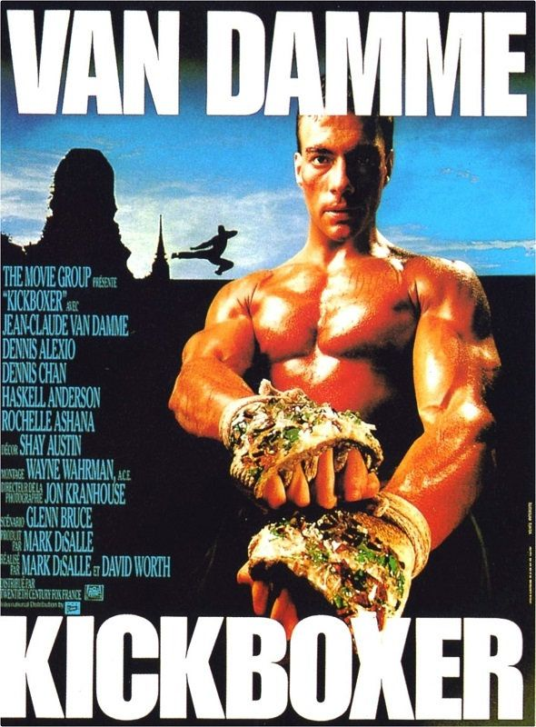 Kickboxer remastered 1989 1080p MULTI TRUEFRENCH BluRay Remux DTS-HD MA AVC-FtLi