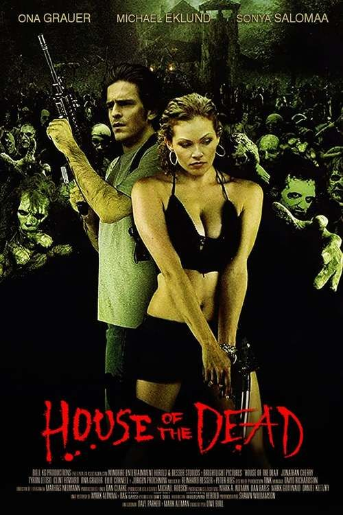 House Of The Dead 2003 FRENCH BRRip x264-GDLN