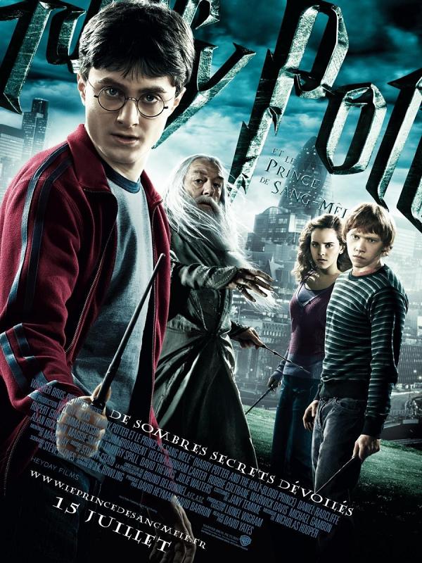 Harry Potter et le Prince de Sang-Mêlé (2009) BluRay x264 1080p VFF DTS HD MA 5 1 - VFHD
