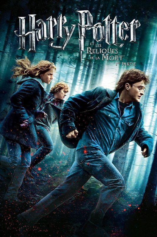Harry Potter et les Reliques de la Mort - 1ère partie (2010) BluRay x264 1080p VFF DTS HD MA 5 1 - VFHD