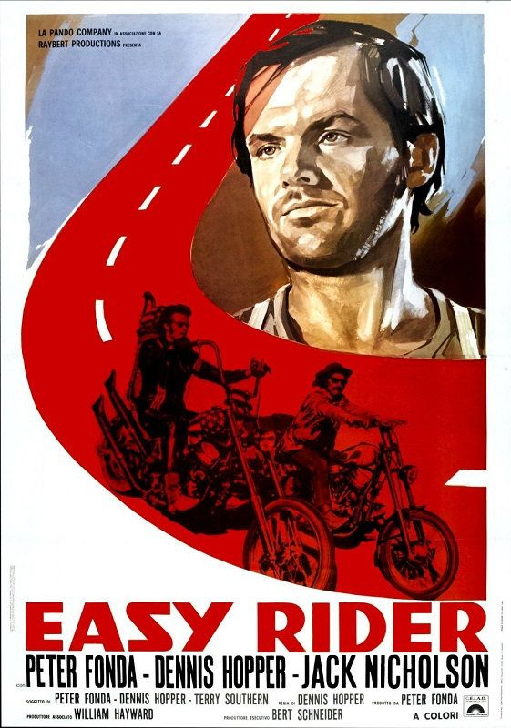 Easy Rider (1969) BluRay x264 1080p VFF TrueHD 5 1 - VFHD