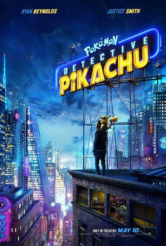 Pokémon Detective Pikachu (2019) BluRay x264 1080p VFF DTS HD MA 7 1 - VFHD